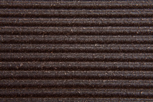 Dark Brown Cardboard Stripes Texture