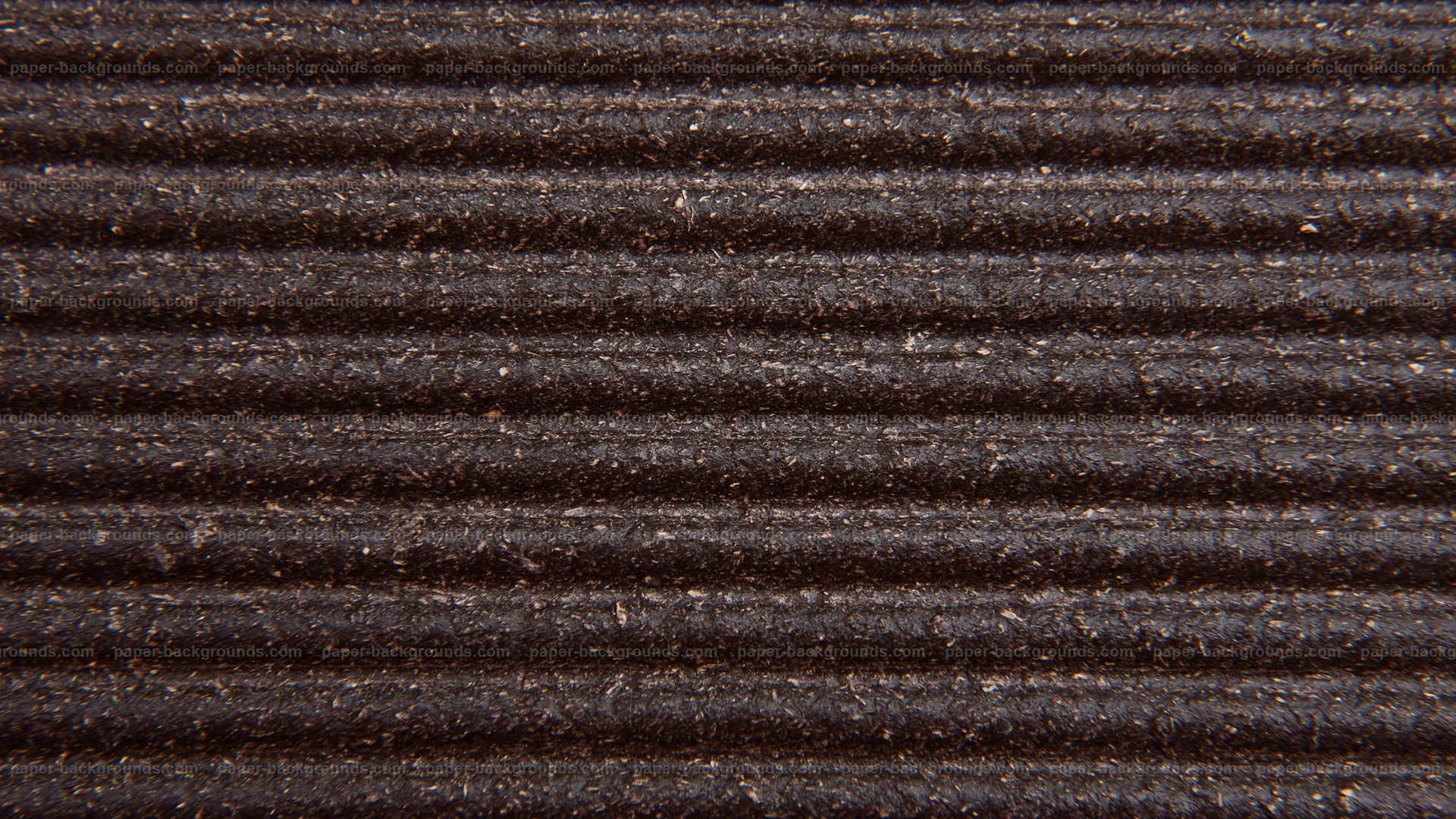 Dark Brown Cardboard Stripes Texture HD