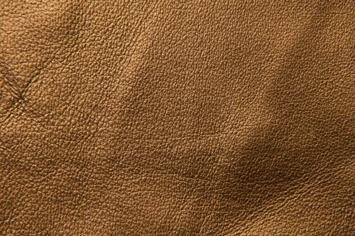 Gold Brown Leather Texture Background High Resolution