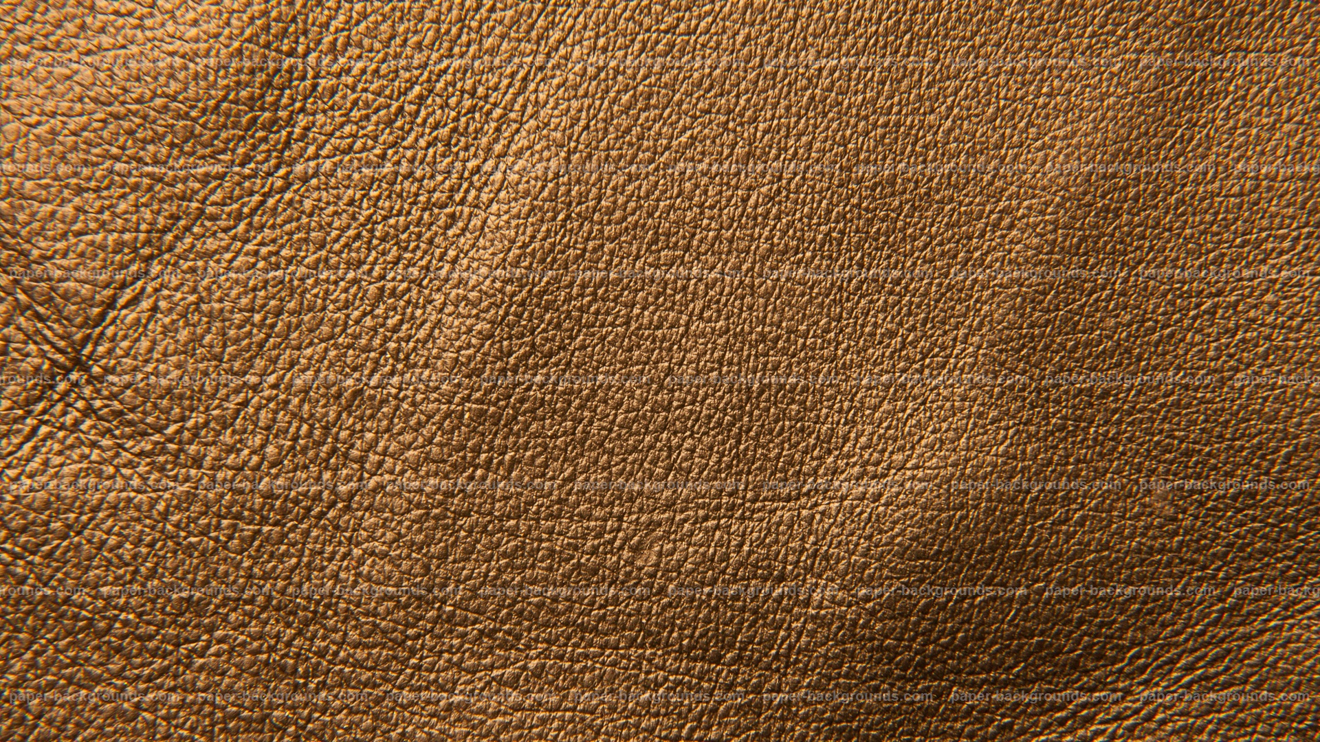 Gold Brown Leather Texture Background HD