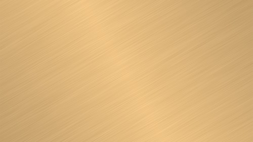 Gold Linear Brushed Metal Texture HD