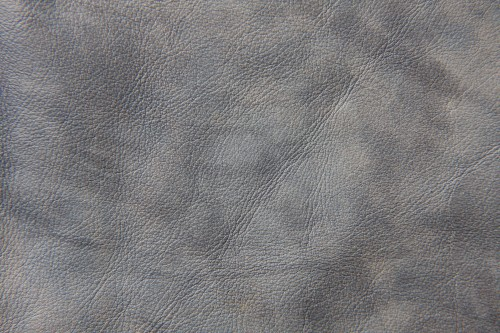 Gray Grunge Leather Texture Background