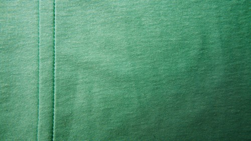 Green Fabric Texture with Stitch HD
