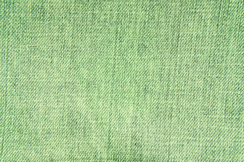 Green Vintage Fabric Texture Background High Resolution