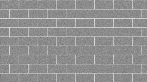Grey Concrete Brick Wall Texture HD