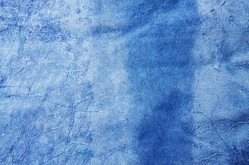 Grunge Blue Soft Leather Texture High Resolution