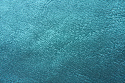 Marine Green Leather Texture Background High Resolution