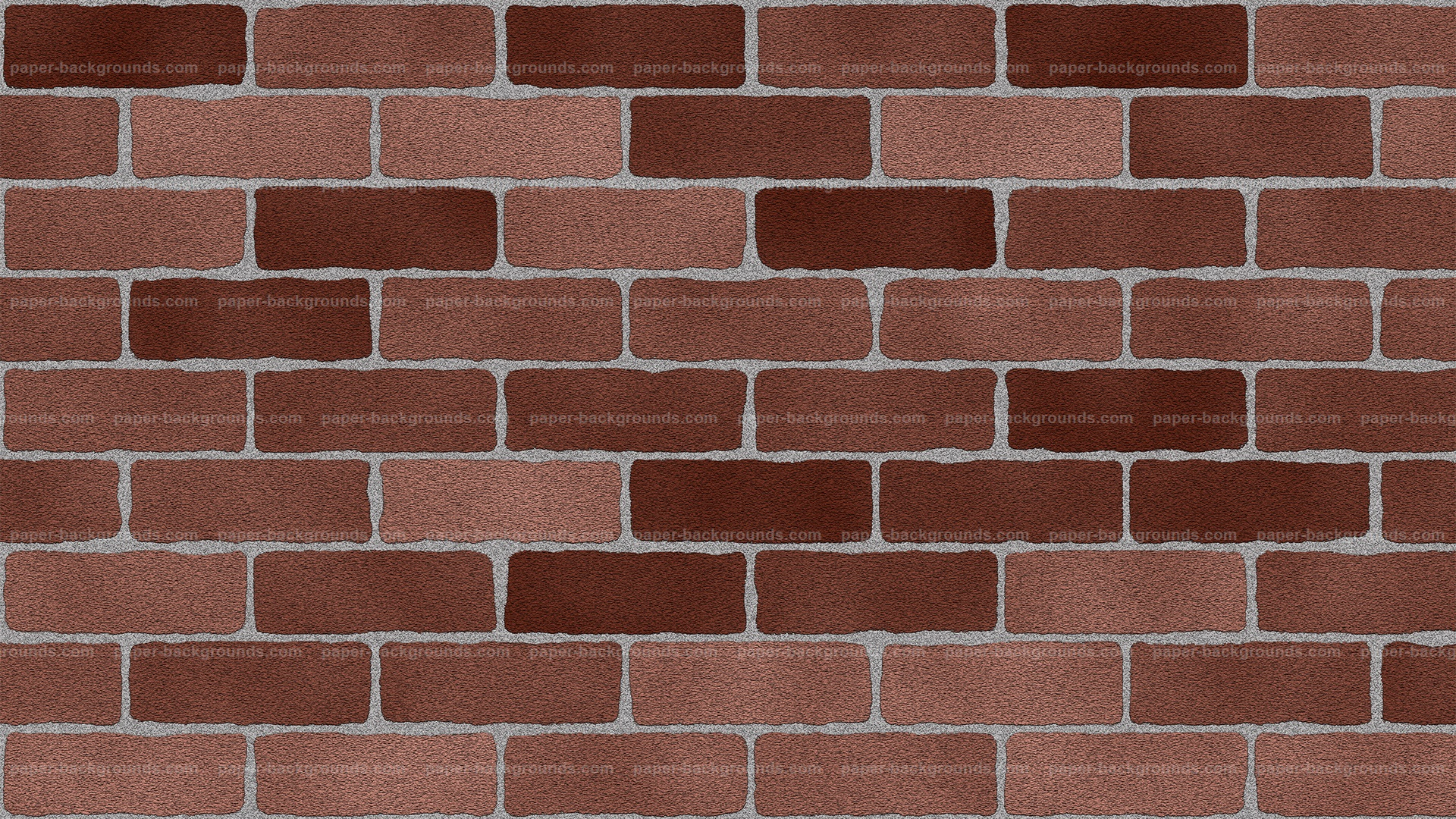 Orange Red Sandblasted Brick Wall Texture HD