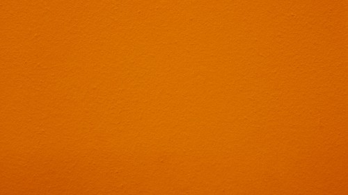 Orange Wall Texture Background HD