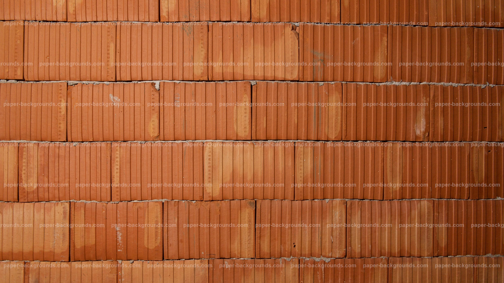 Red Brick Wall Texture HD