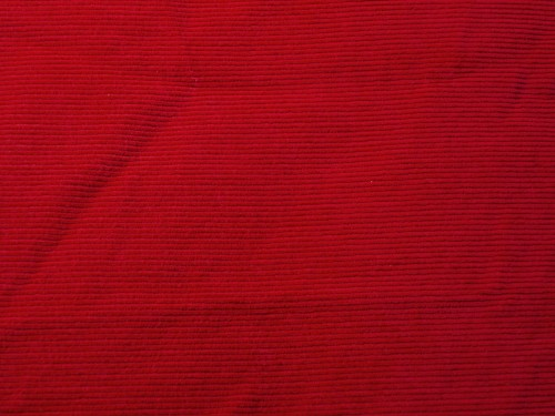 Paper Backgrounds Red Fabric Texture Material