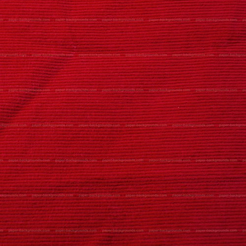 Red Fabric Texture Material
