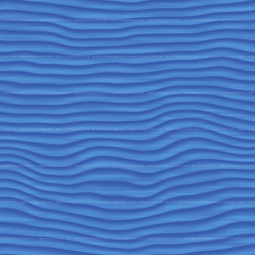 Seamless Blue Waves Pattern High Resolution