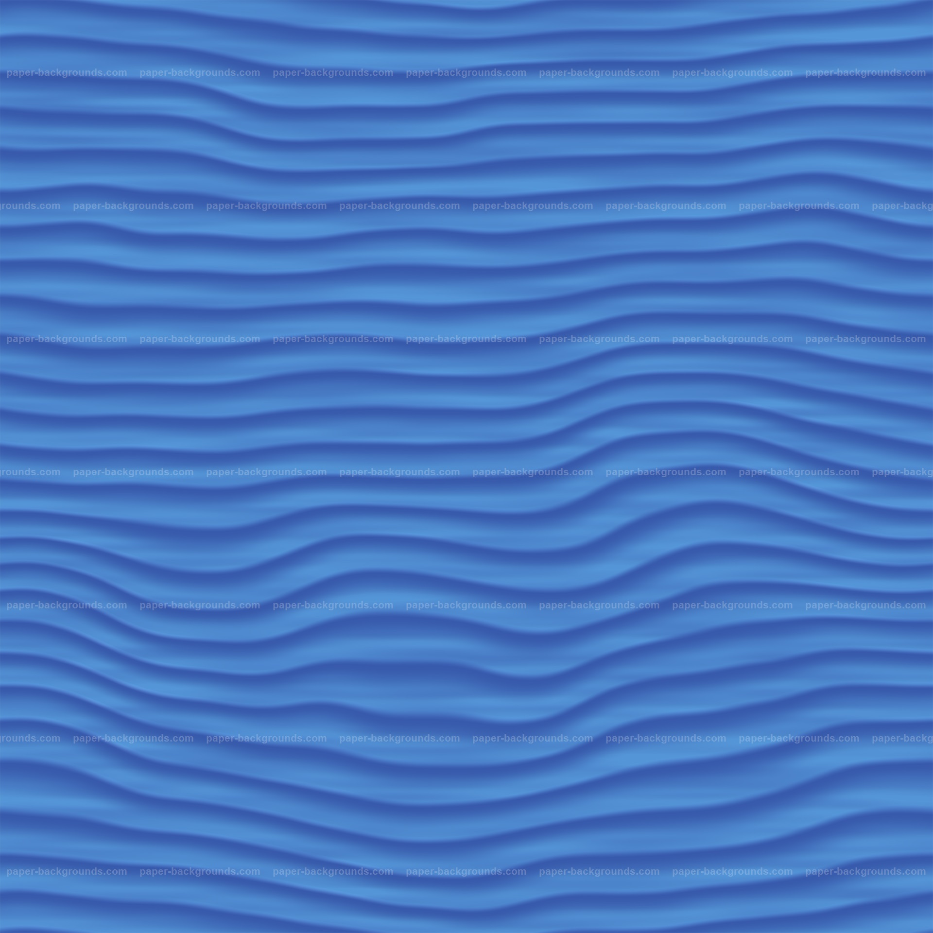 Seamless Blue Waves Pattern HD