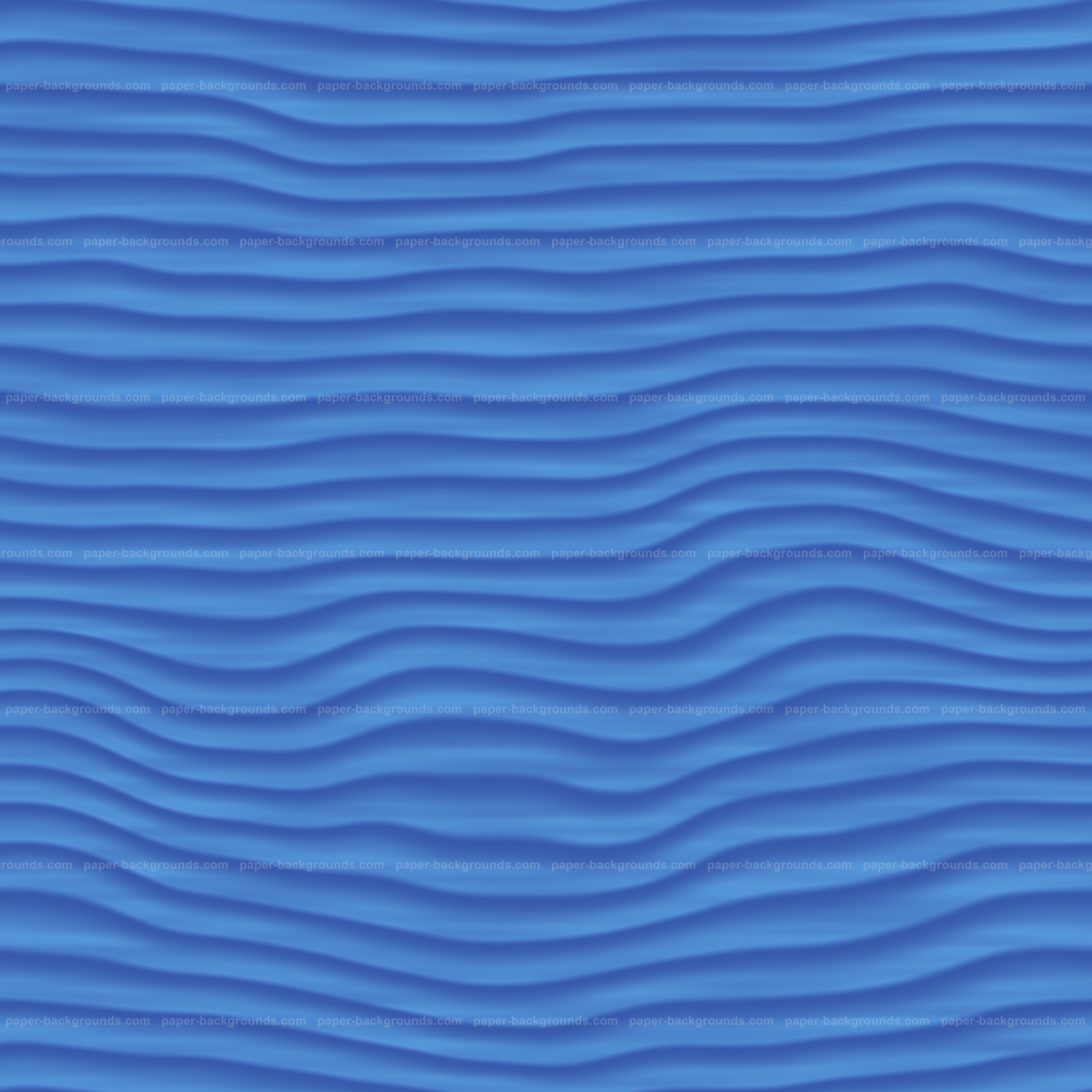 Paper Backgrounds Seamless Blue Waves Pattern High