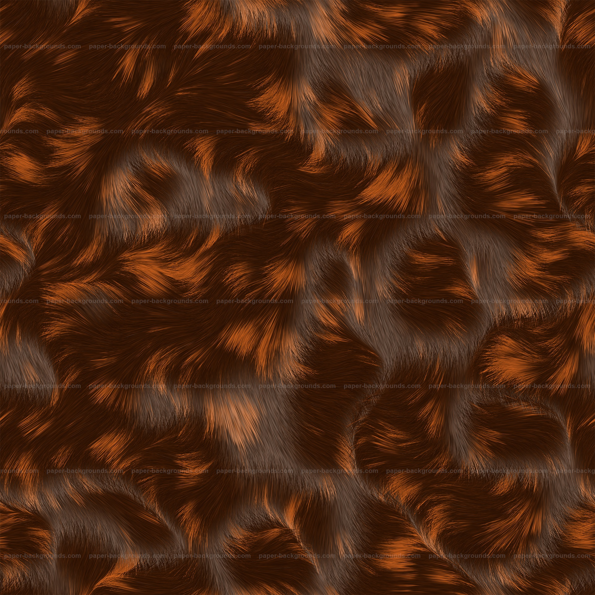 Seamless Brown Animal For Bed Head Texture HD