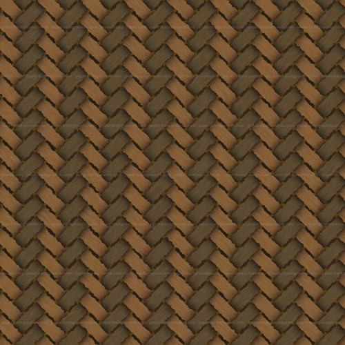 Seamless Brown Wood Twines Texture High Resolution