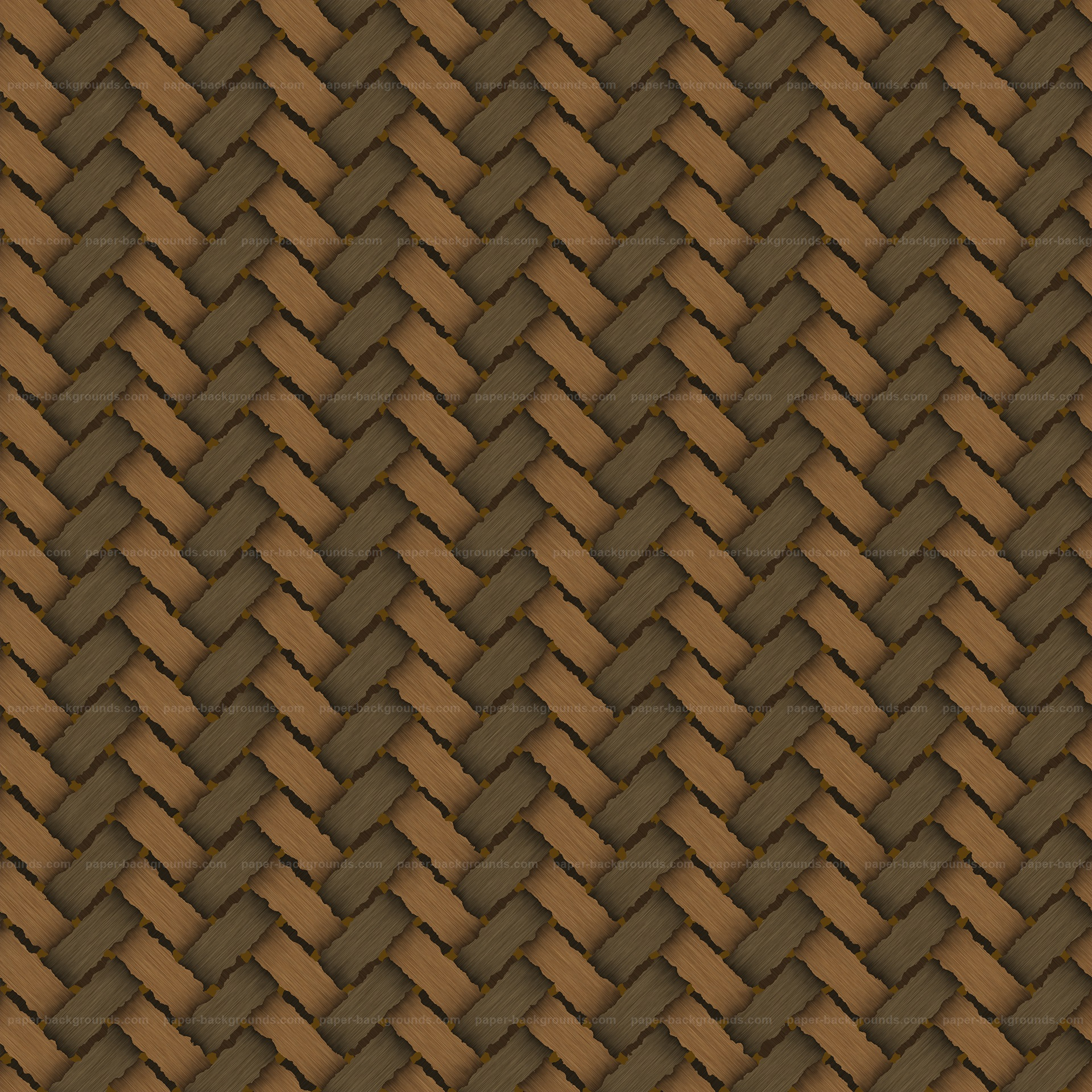 Seamless Brown Wood Twines Texture HD