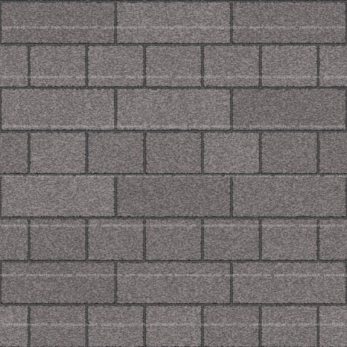 Seamless Charcoal Brick Wall Texture For 3D Materials High Resolution