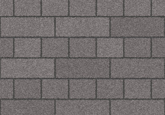 Seamless Charcoal Brick Wall Texture For 3D Materials