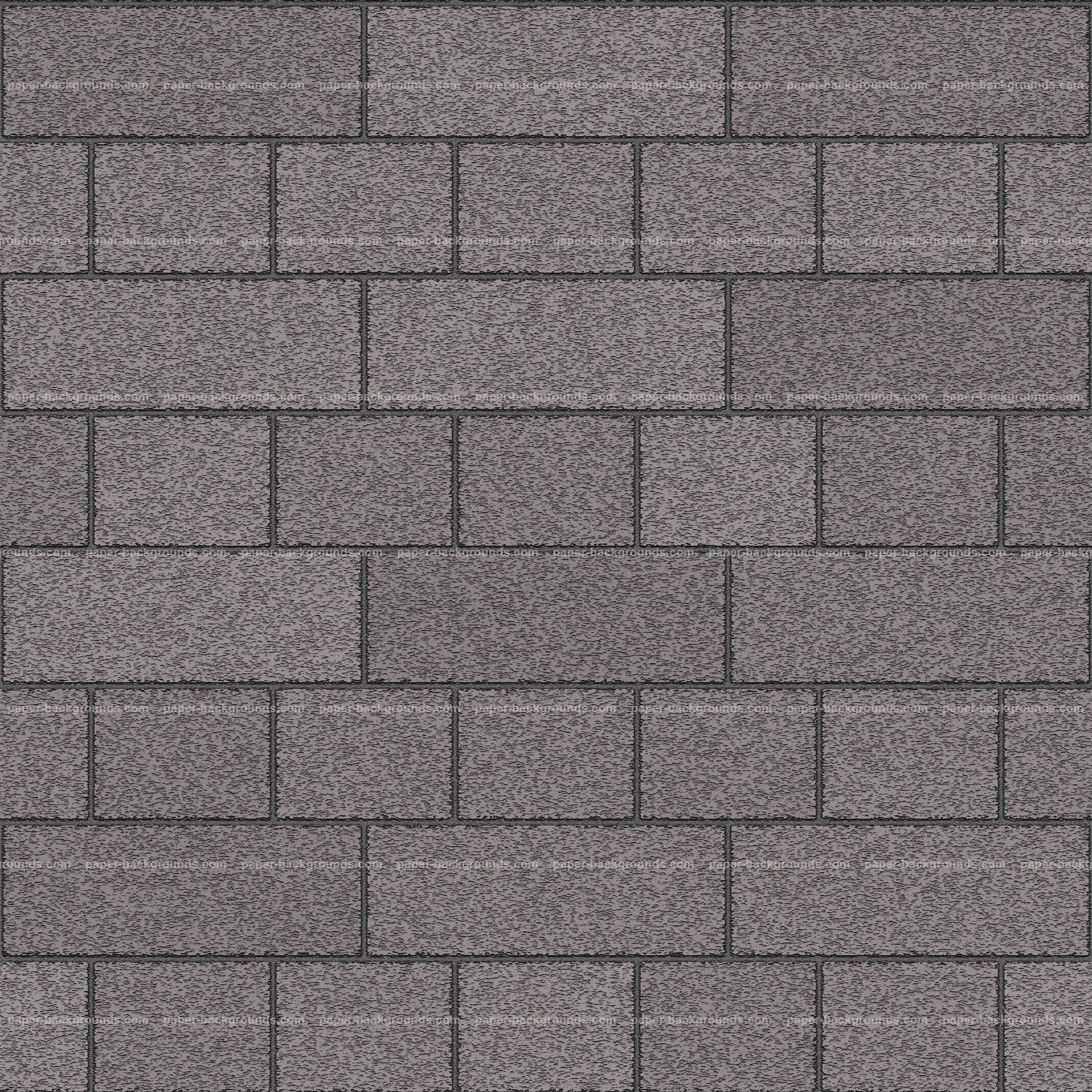 Seamless Charcoal Brick Wall Texture For 3D Materials HD