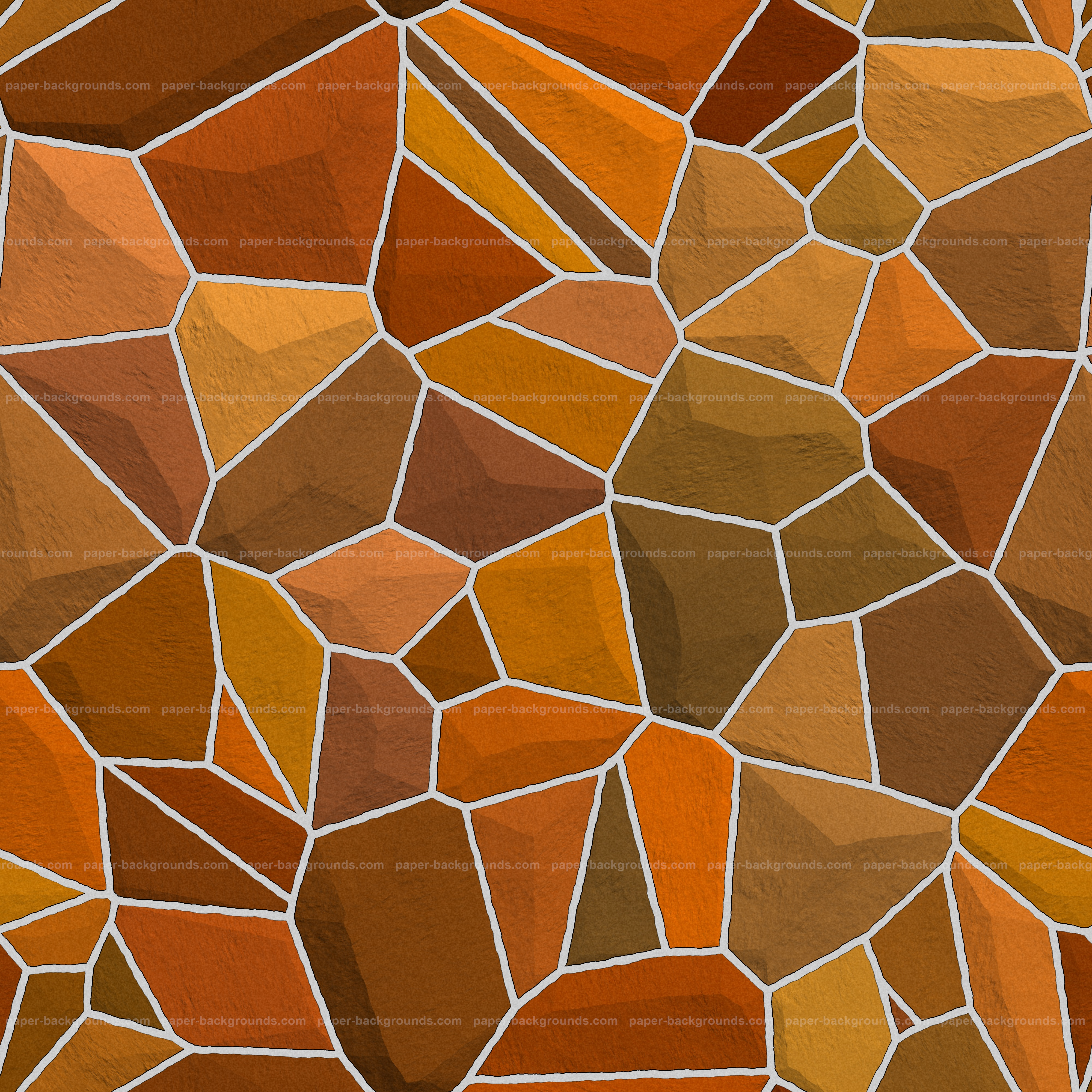 Paper backgrounds stones textures royalty free hd paper - Paper Backgrounds Seamless Colored Brown Stone Wall