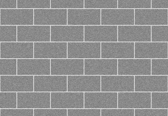 Seamless Grey Concrete Brick Wall For 3Dsmax Materials