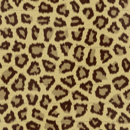 Seamless Jaguar Animal Fur Spots Texture High Resolution