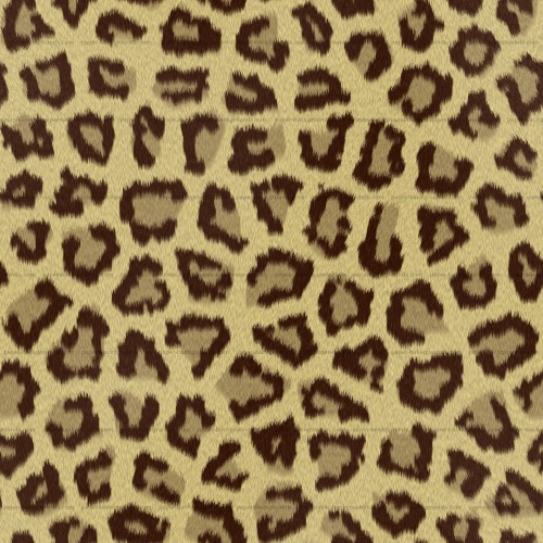 Seamless Jaguar Animal Fur Spots Texture HD