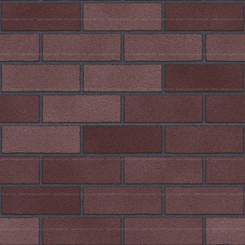 Seamless Plum Brick Wall Texture Background High Resolution