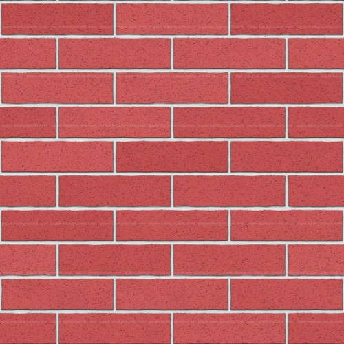Seamless Red Pink Brick Wall Texture High Resolution