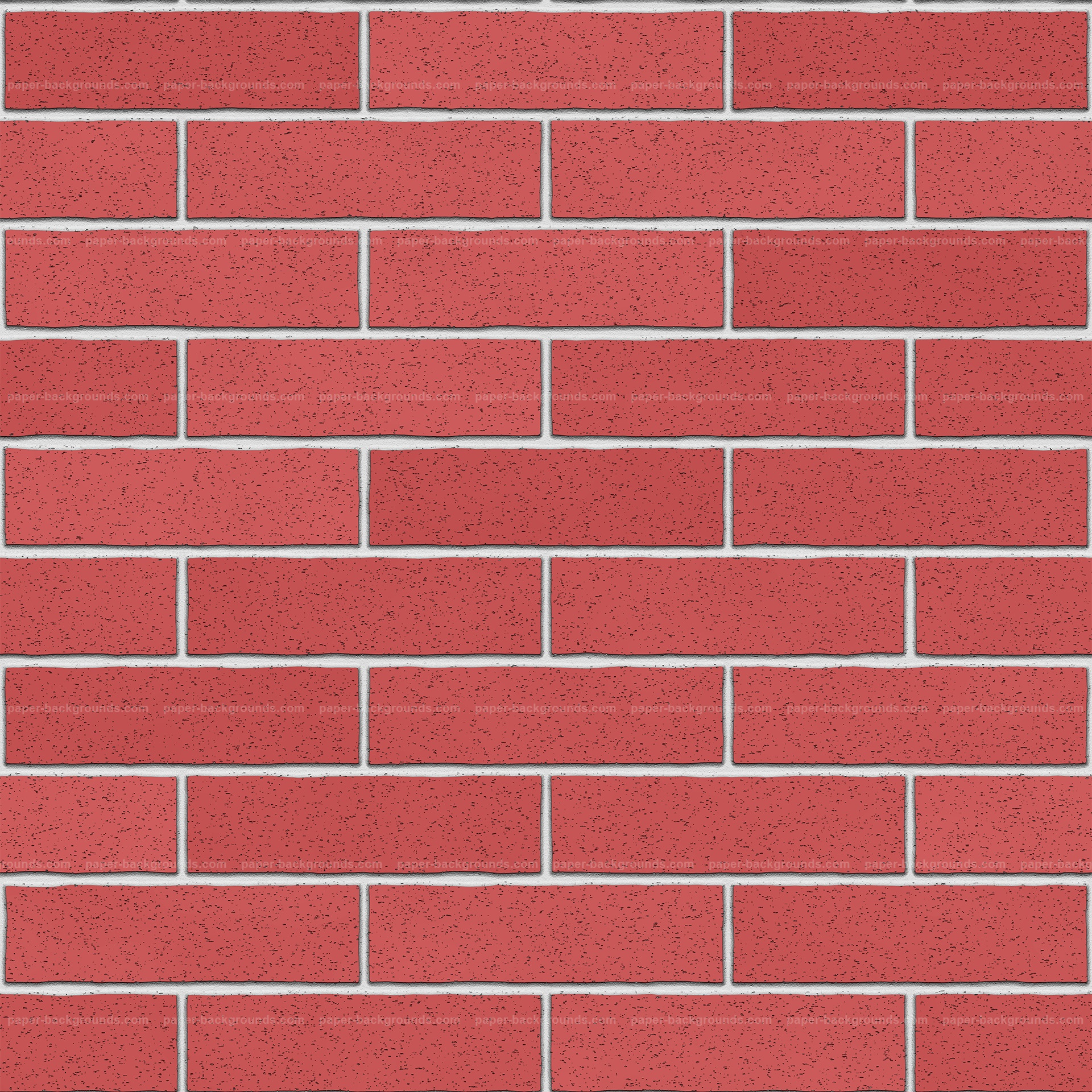 Seamless Red Pink Brick Wall Texture HD