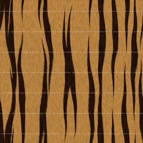 Seamless Tiger Animal Fur Spots Texture High Resolution