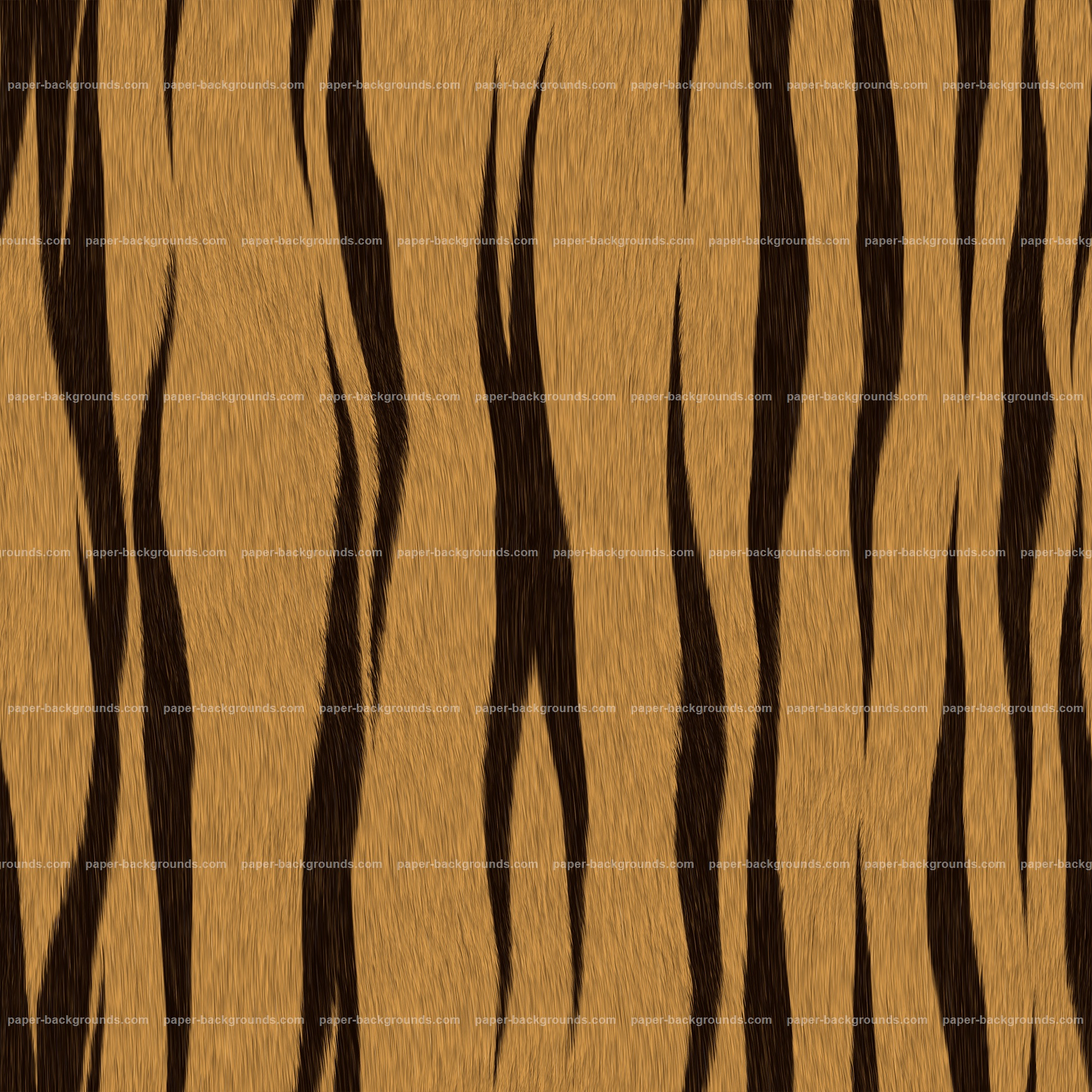 Seamless Tiger Animal Fur Spots Texture HD