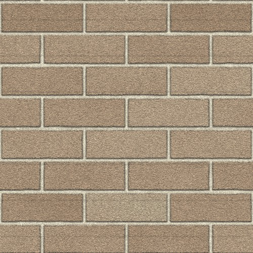 Seamless Yellow Brown Calais Brick Wall Texture For 3D HD