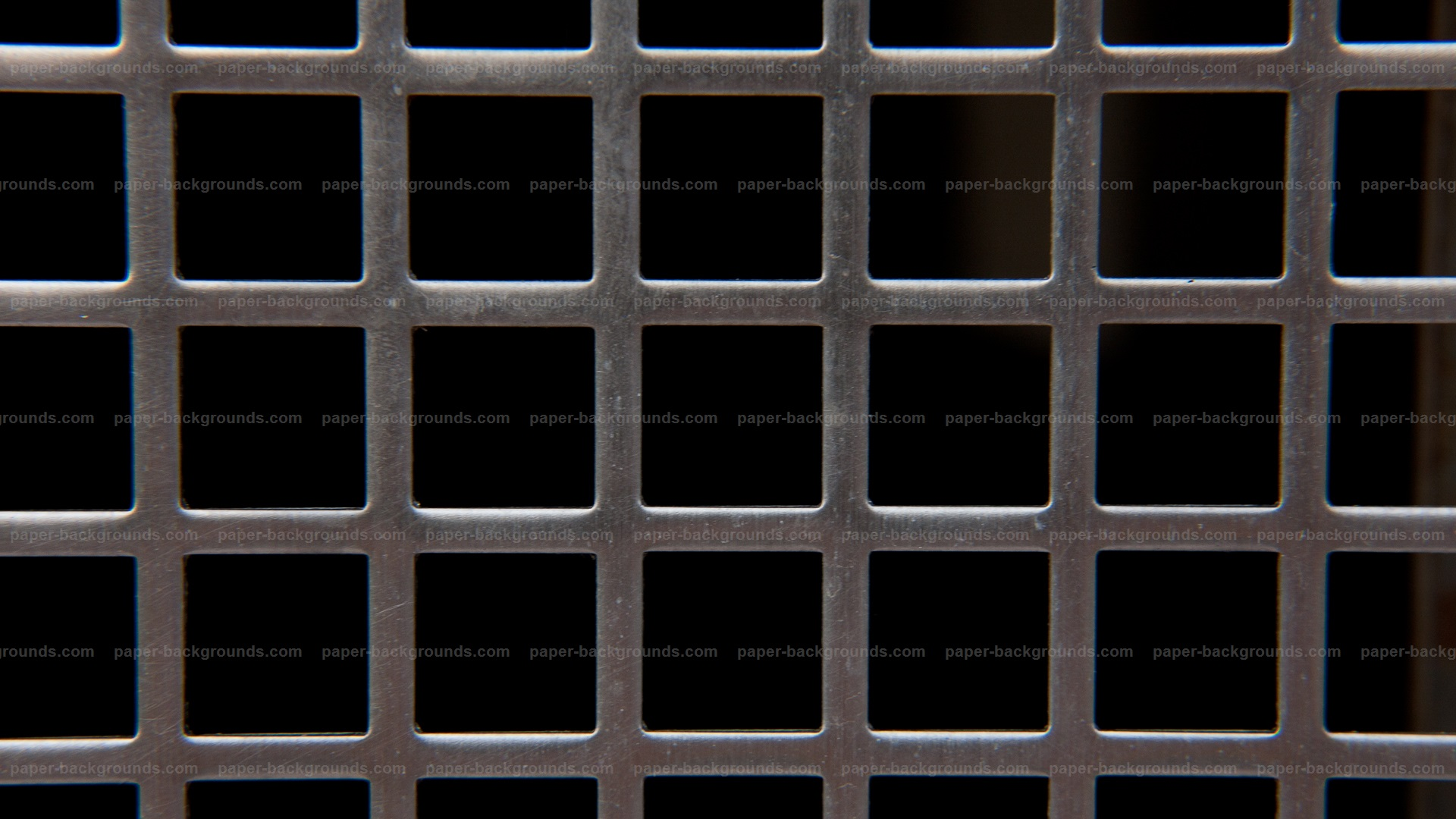 Square Metal Grid Background HD