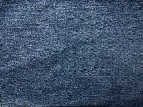 Vintage Blue Jeans Fabric Texture Background High Resolution