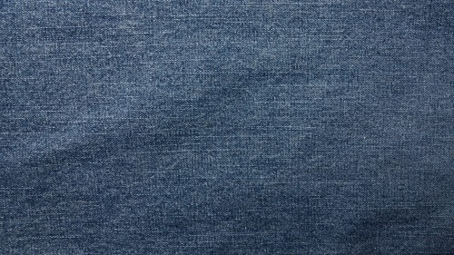 Vintage Blue Jeans Fabric Texture Background HD