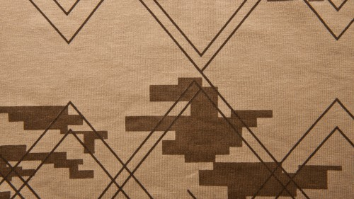 Vintage Brown Fabric Texture HD