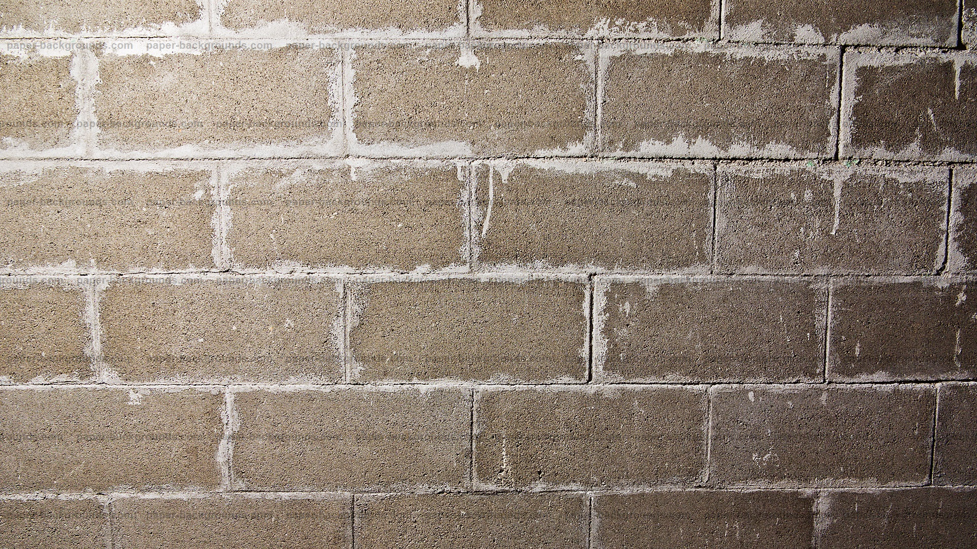 Vintage Concrete Brick Wall HD