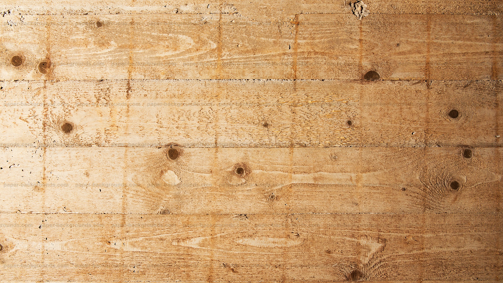 Vintage Horizontal Wood Boards Texture HD