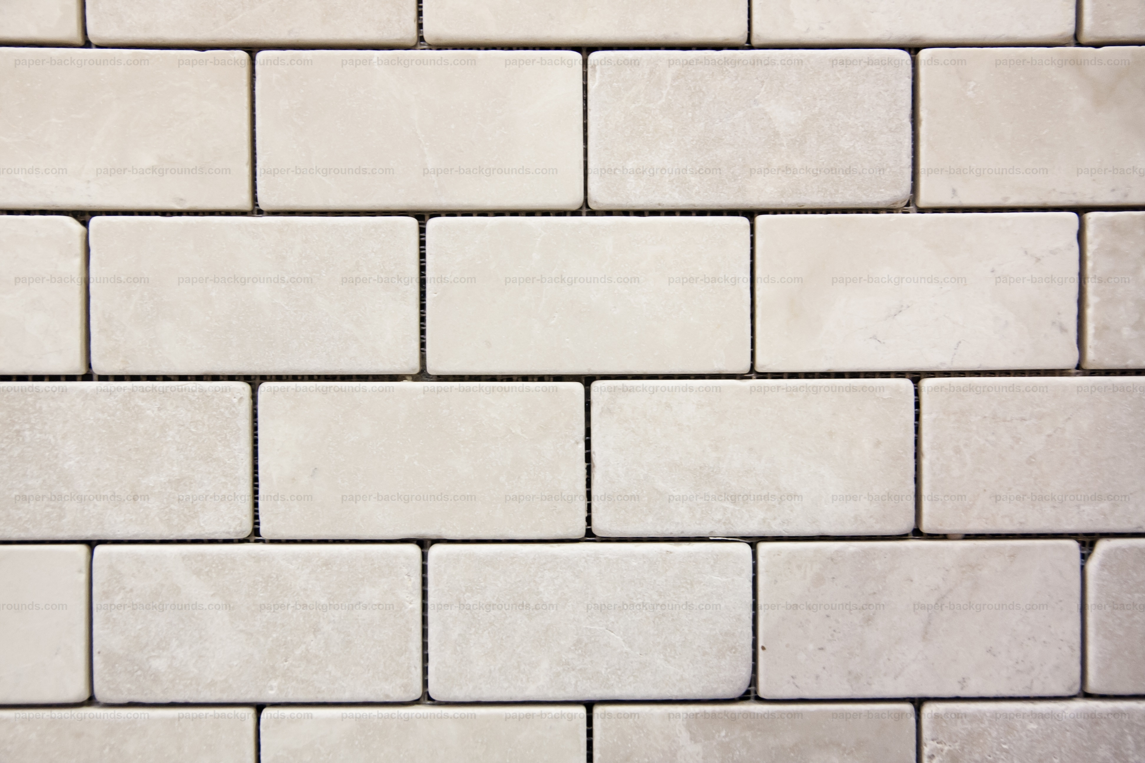 Paper Backgrounds White Marble Brick Wall Texture High Resolution