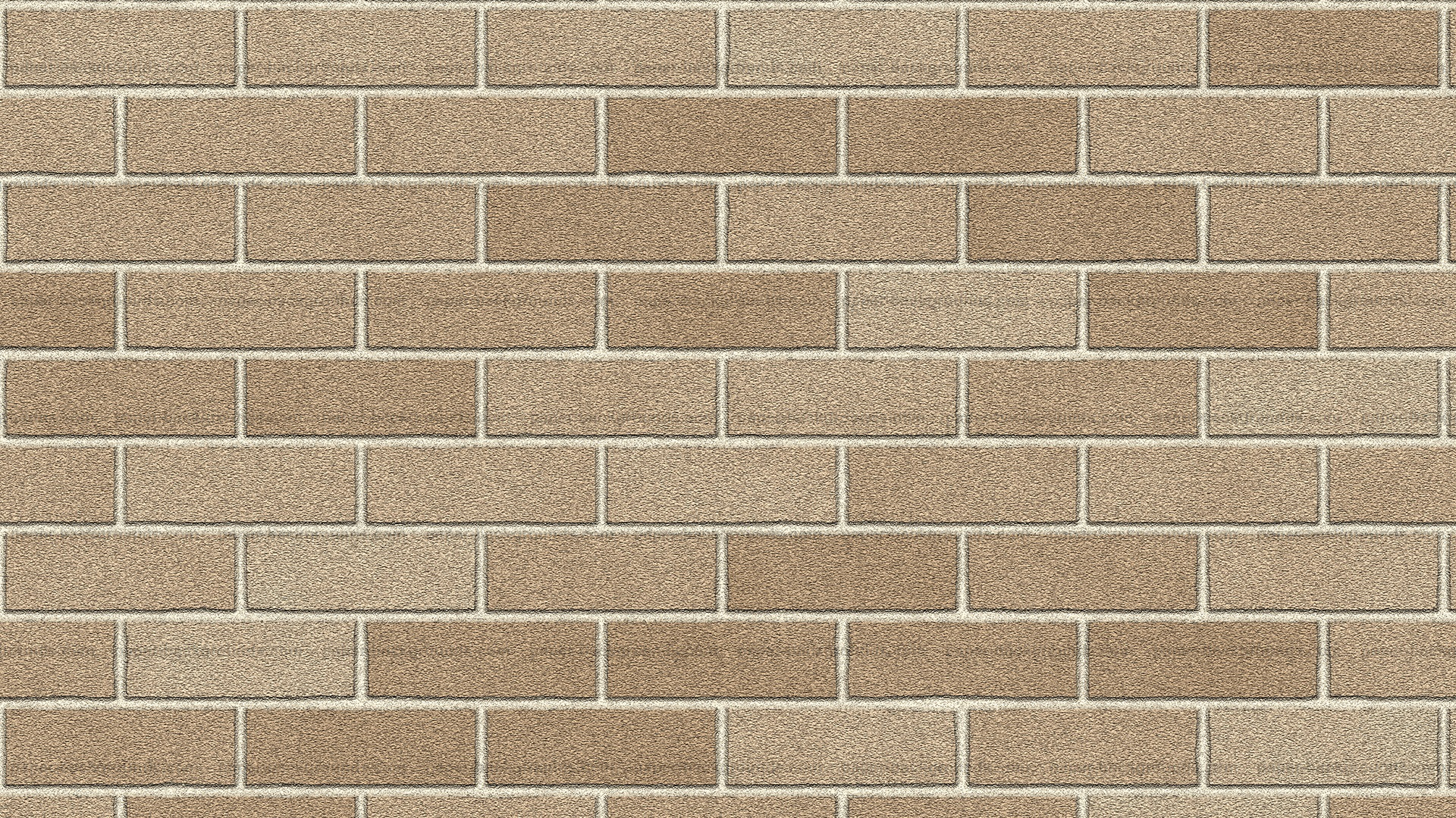 Yellow Brown Calais Brick Wall Texture HD