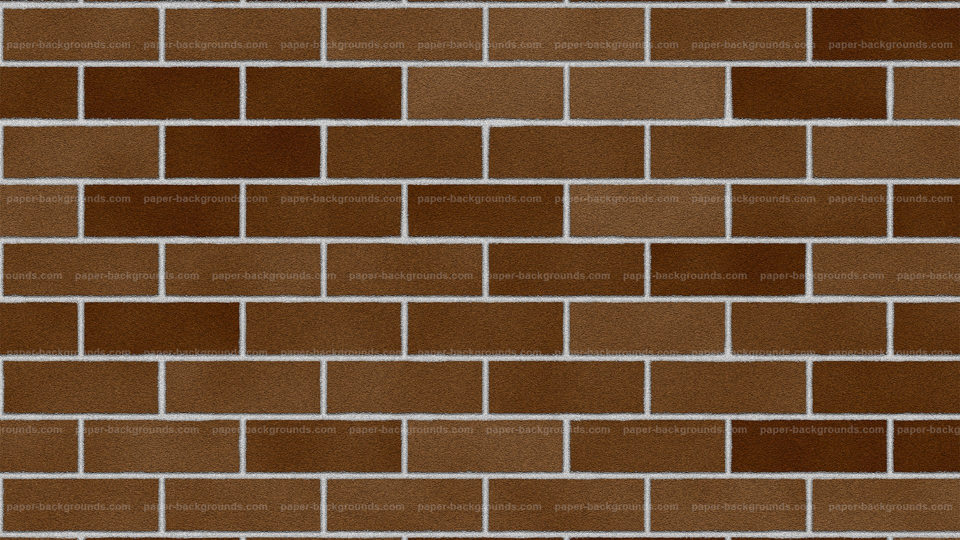 Yellow Brown Chocolate Brick Wall Texture HD