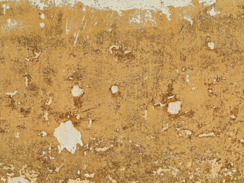 Yellow Brown Grunge Wall Texture High Resolution