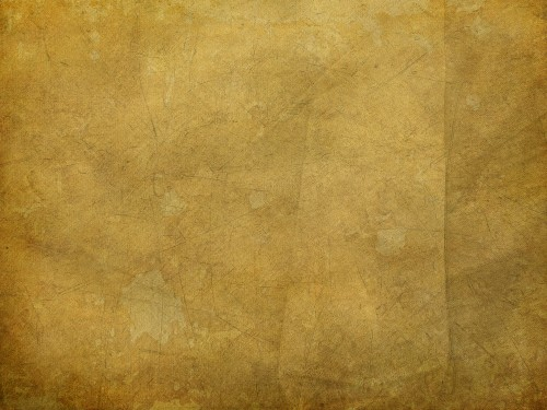 Yellow Scratched Vintage Paper Texture HD