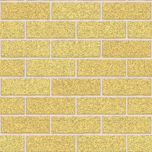 Yellow Seamless Dijon Brick Wall Texture High Resolution