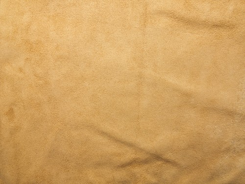 Yellow Vintage Soft Leather Texture Background High Resolution