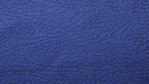 Blue Fabric Texture with Abstract Pattern HD