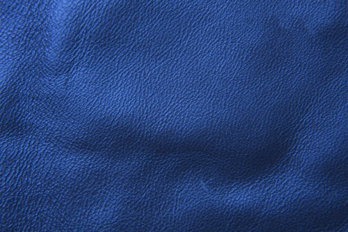 Blue Leather Texture Background High Resolution